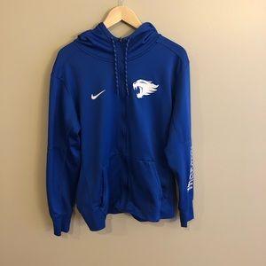Nike University of Kentucky Full Zip Jacket- M